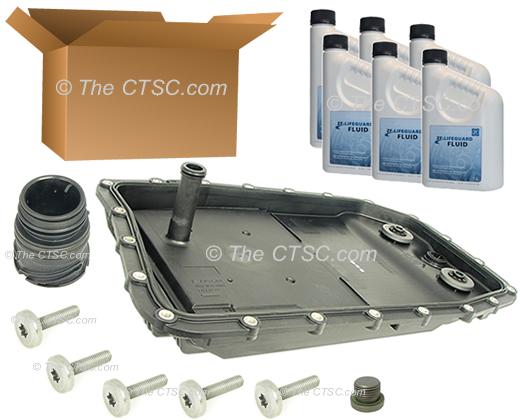 Oil Change Kit For HP - Land rover oil change