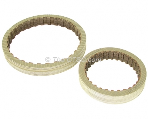 Fiber Clutch Kit early 5HP30