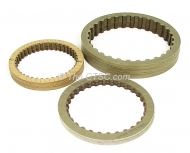 Fiber Clutch Kit late 5HP24 - 5HP24A