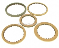 Fiber Clutch Kit 6HP21 - 6HP21X