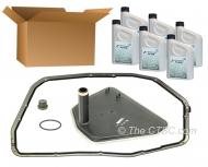 Oil change kit for 6HP19A Audi-VW with 13 screw oil pan