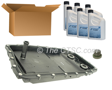 Bmw 6 Speed Oil Change Kits Genuine Zf Parts