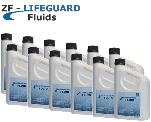 ZF LifeGuard 6 - Case of 12 x 1L Container