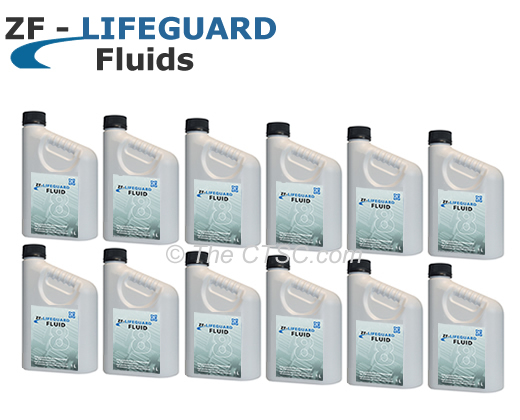 ZF LifeGuard 8 - Case of 12 x 1L Container