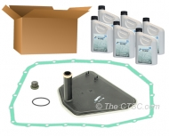 Oil change kit for 6HP19A Audi-VW with 23 screw oil pan